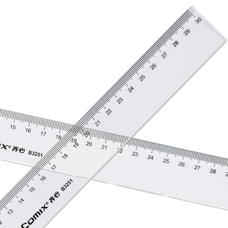 五角星画法步骤图 直尺